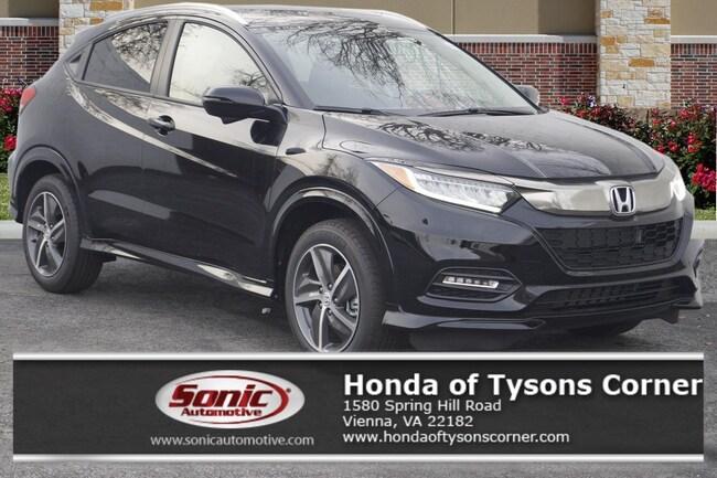 New 2019 Honda HR-V Touring AWD SUV in Vienna, VA
