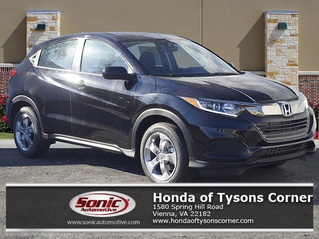 New 2019 Honda HR-V LX 2WD SUV in Vienna, VA