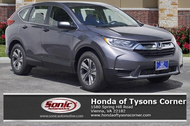 New 2019 Honda CR-V LX AWD SUV in Vienna, VA
