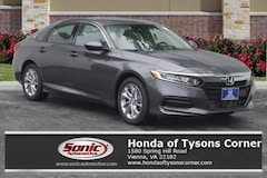New 2019 Honda Accord LX Sedan in Vienna
