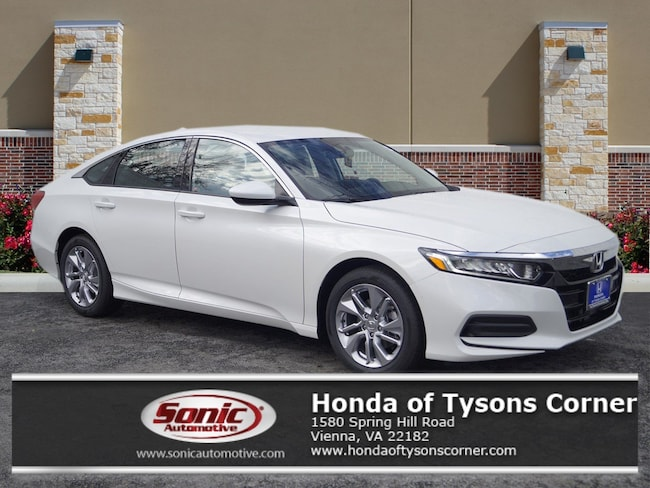 New 2019 Honda Accord LX Sedan in Vienna, VA