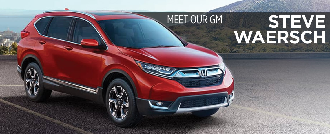 Contact the General Manager at Honda of Tysons Corner
