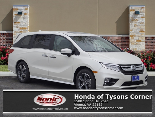 New 2019 Honda Odyssey Touring Van in Vienna, VA