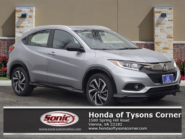 New 2019 Honda HR-V Sport 2WD SUV in Vienna, VA