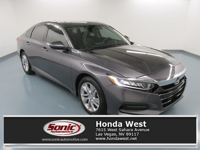 New 2019 Honda Accord LX Sedan for sale in Las Vegas