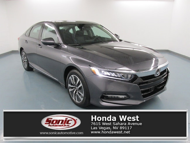 New 2019 Honda Accord Hybrid EX-L Sedan for sale in Las Vegas