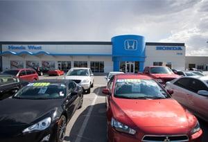 Contact Honda West In Las Vegas!