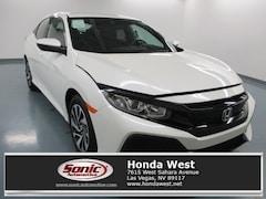 New 2019 Honda Civic LX Hatchback for sale in Las Vegas