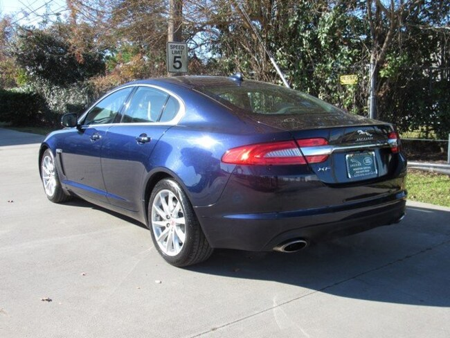 Used 2014 Jaguar XF I4 T Sedan in Houston