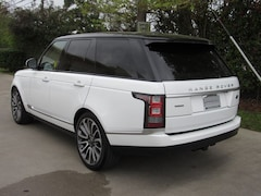 Used 2016 Land Rover Range Rover Autobiography SUV for sale in Houston