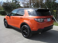 Used 2016 Land Rover Discovery Sport HSE SUV for sale in Houston