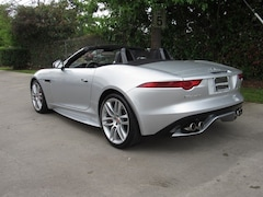 Used 2016 Jaguar F-TYPE R Convertible for sale in Houston