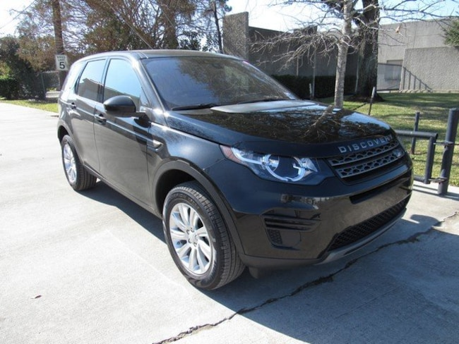 Certified Pre-Owned 2018 Land Rover Discovery Sport SE SUV for sale in Houston, TX