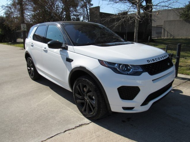 Certified Pre-Owned 2018 Land Rover Discovery Sport HSE SUV for sale in Houston, TX