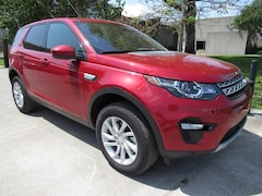 Used 2017 Land Rover Discovery Sport HSE SUV for sale in Houston