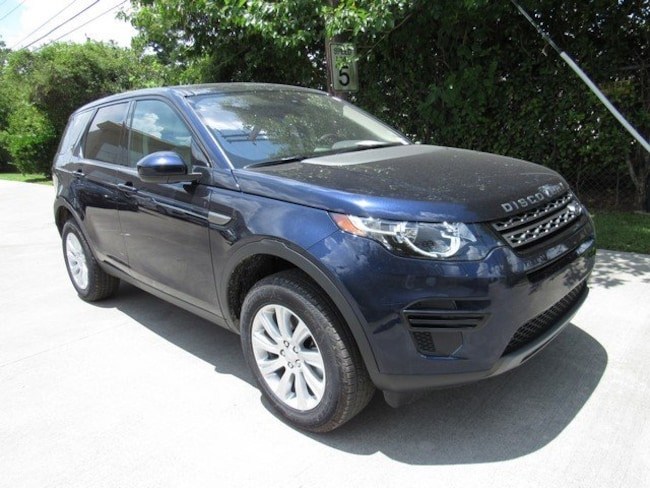 Used 2017 Land Rover Discovery Sport SE SUV for sale in Houston, TX