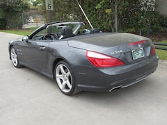 Used 2013 Mercedes-Benz SL-Class SL 550 Convertible for sale in Houston