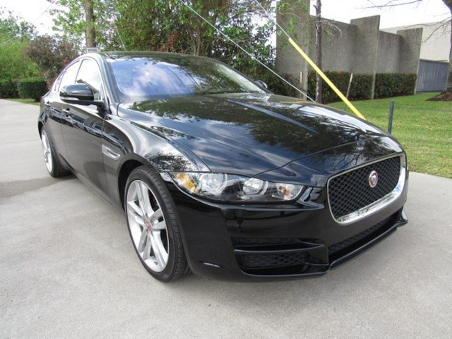 Used 2017 Jaguar XE 25t Premium Sedan in Houston