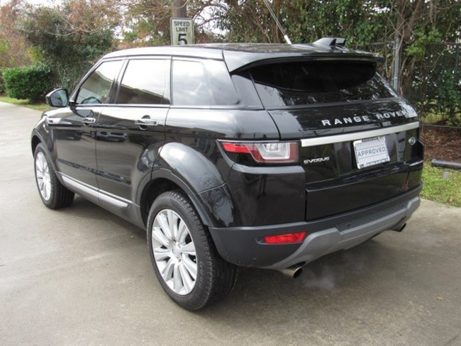 Certified Pre-Owned 2016 Land Rover Range Rover Evoque HSE SUV for sale in North Houston, TX