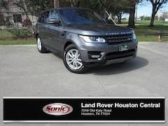 Used 2016 Land Rover Range Rover Sport V6 SE SUV for sale in Houston, TX