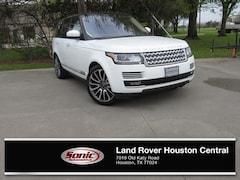 2016 Land Rover Range Rover Autobiography SUV