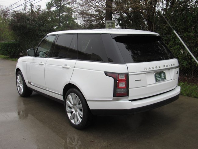Used 2014 Land Rover Range Rover Supercharged (4WD 4dr Supercharged) SUV in Houston