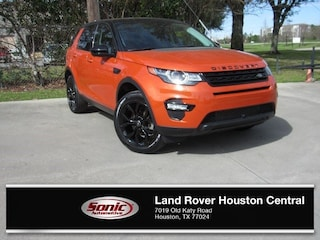 Used 2016 Land Rover Discovery Sport HSE SUV PGH600321 for sale near Houston