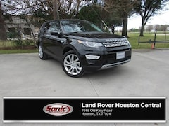 Used 2016 Land Rover Discovery Sport HSE LUX SUV for sale in Houston, TX