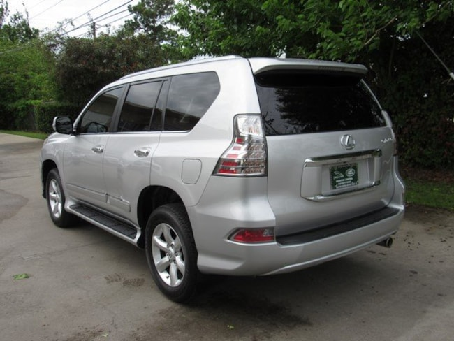 Used 2014 LEXUS GX 460 4WD 4dr SUV in Houston