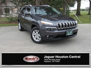 Used 2015 Jeep Cherokee Latitude SUV for sale in Houston