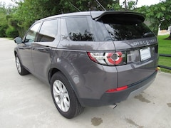 Used 2016 Land Rover Discovery Sport SE SUV for sale in Houston
