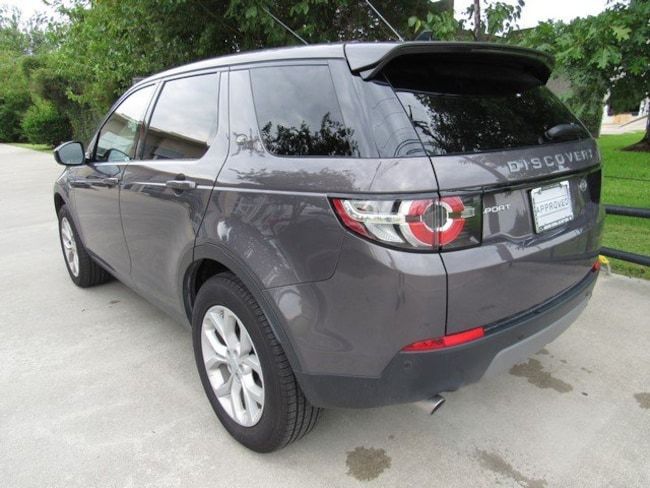 Used 2016 Land Rover Discovery Sport SE SUV in Houston