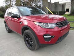 Used 2016 Land Rover Discovery Sport HSE SUV for sale in Houston, TX