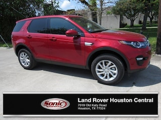 Used 2017 Land Rover Discovery Sport HSE SUV NHH688646 for sale near Houston