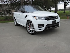 Used 2016 Land Rover Range Rover Sport Autobiography SUV for sale in Houston