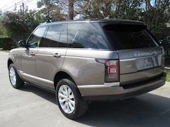 Used 2016 Land Rover Range Rover HSE SUV for sale in Houston