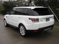 Used 2016 Land Rover Range Rover Sport V6 HSE SUV for sale in Houston