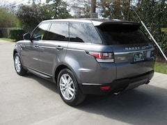 Used 2016 Land Rover Range Rover Sport V6 SE SUV for sale in Houston
