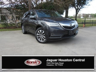 Used 2014 Acura MDX Tech Pkg SUV TEB004173 for sale near Houston