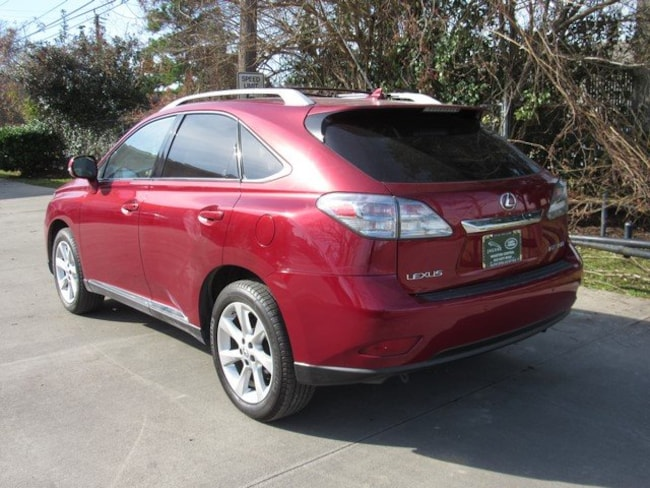 Used 2010 LEXUS RX 350 FWD 4dr SUV in Houston
