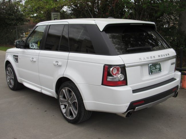 Used 2013 Land Rover Range Rover Sport SC Autobiography SUV in Houston