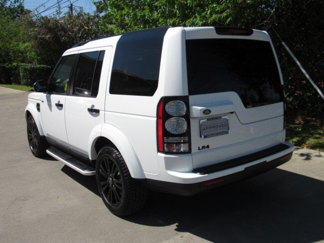 Used 2016 Land Rover LR4 HSE (4WD 4dr HSE *Ltd Avail*) SUV in Houston