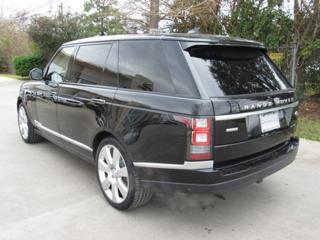 Used 2017 Land Rover Range Rover Autobiography SUV for sale in North Houston