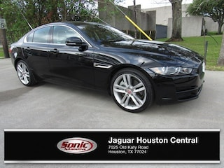 Used 2017 Jaguar XE 25t Premium Sedan NHA961375 for sale near Houston