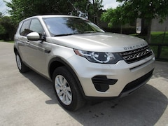 Used 2017 Land Rover Discovery Sport SE SUV for sale in Houston