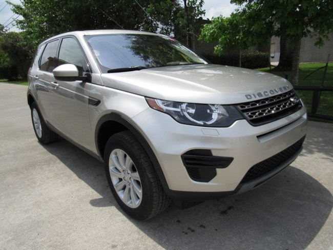 Certified Pre-Owned 2017 Land Rover Discovery Sport SE SUV for sale in Houston, TX