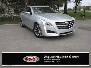 Used 2016 CADILLAC CTS Luxury Collection RWD Sedan TG0106741A for sale near Houston