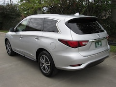 Used 2017 INFINITI QX60 AWD SUV for sale in Houston