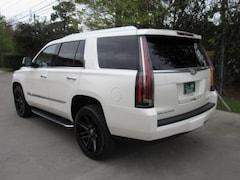 Used 2015 CADILLAC Escalade Luxury SUV for sale in Houston