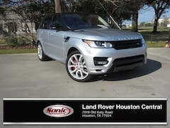 Used 2016 Land Rover Range Rover Sport Autobiography SUV for sale in Houston, TX